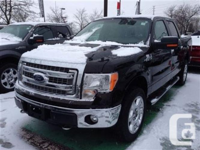 $33,999 Used 2014 Ford F-150 XTR,LEATHER,TONNEAU COVER