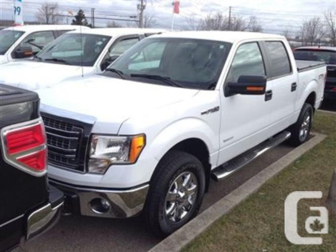 $33,999 Used 2014 Ford F-150 XTR, V6 ECOBOOST, CREW,