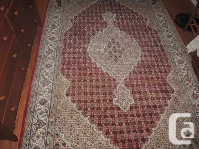 """"""" # 34 Persian Carpet & ALMOST-NEW"""