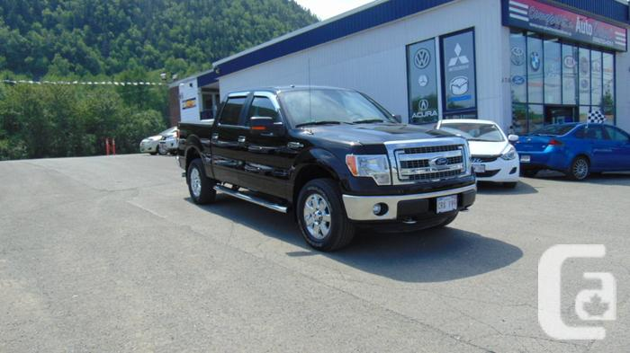 $34,900 Used 2014 Ford F-150 XLT SuperCrew 6.5-ft. Bed