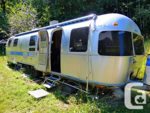 Airstream For Sale Bc >> 34 Airstream For Sale In Victoria British Columbia