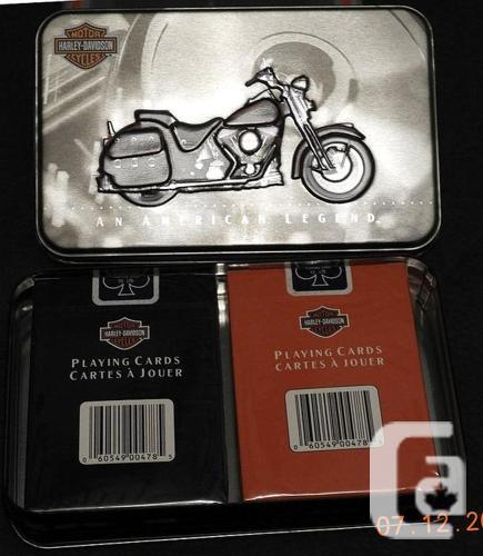 """An American Legend"" Harley-Davidson Playing"