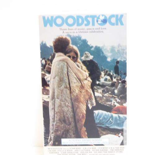 """WOODSTOCK"" -- THE ORIGINAL DOCUMENTARY ON BETA"