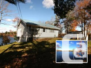 - $349900 / 4br - 1878ft² - Private Lakefront Home with
