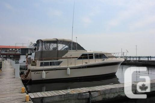 $35,500 1981 Chris Craft 381 Catalina Boat for Sale