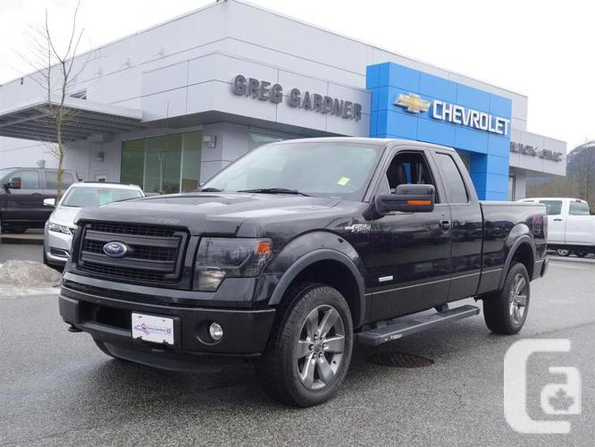 $35,980 Used 2013 Ford F-150 XL/XLT/FX4
