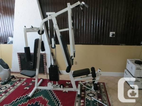Parabody homegym amazing condition for sale in