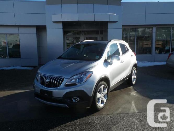 2016 buick encore convenience 0ft for sale in kelowna british columbia classifieds. Black Bedroom Furniture Sets. Home Design Ideas