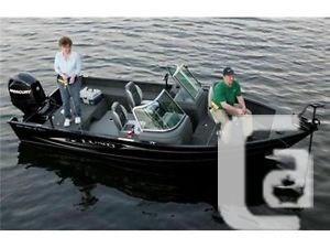 $37,285 2016 Lund 1650 Rebel XS Sport Boat for Sale