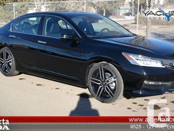 new 2016 honda accord sedan touring for sale in edmonton alberta classifieds. Black Bedroom Furniture Sets. Home Design Ideas
