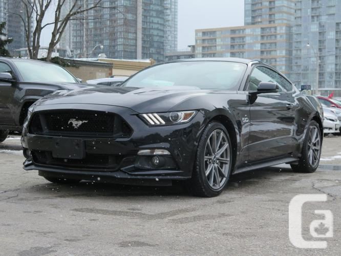used 2015 ford mustang gt premium snow tires recaro seats for sale in toronto ontario. Black Bedroom Furniture Sets. Home Design Ideas