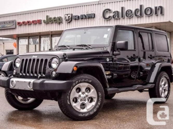 $38,498 Used 2015 Jeep Wrangler Unlimited Sahara 4x4