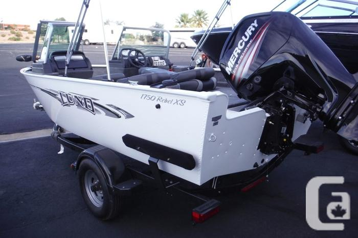 $38,928 2016 Lund 1750 Rebel XS Boat for Sale