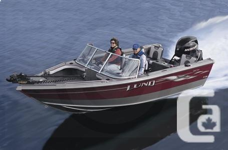 $38,999 2007 Lund 1850 Tyee Gran Sport Boat for Sale