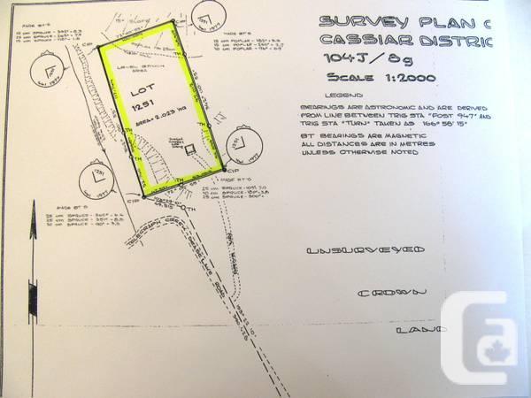 $38500 / 2br - 900ft² - 5 Acres of land & rustic log