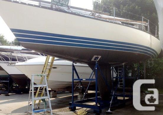 $39,000 1987 X Yacht X Yacht 372 Boat for Sale