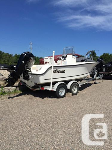 $39,699 2015 Mako 184 CC Boat for Sale