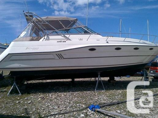 $39,800 1989 Cruiser Yachts Esprit 3670 Boat for Sale