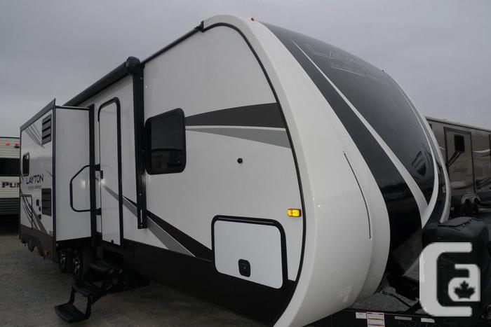 $39,900 2016 Skyline Layton 285RB 0ft
