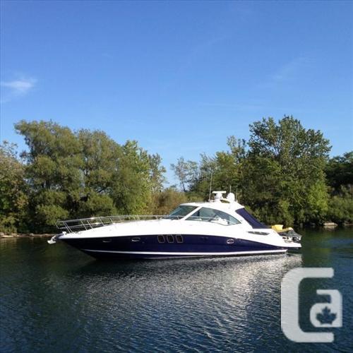 $398,000 2006 Sea Ray 48 Sundancer Boat for Sale