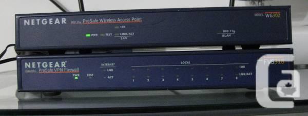 3com router firewall network print server netgear