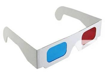 3D Glasses Red Cyan Anaglyph Viewers - $5