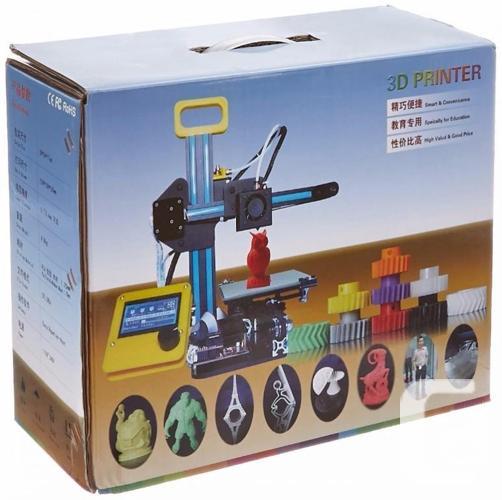 3D Pirnter Portable, Calgary