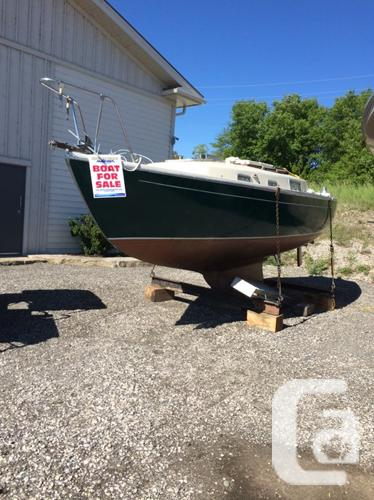 $4,000 1972 Hughes Sloop Boat for Sale