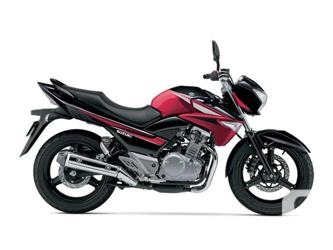 $4,199 2015 Suzuki GW250 Motorcycle for Sale