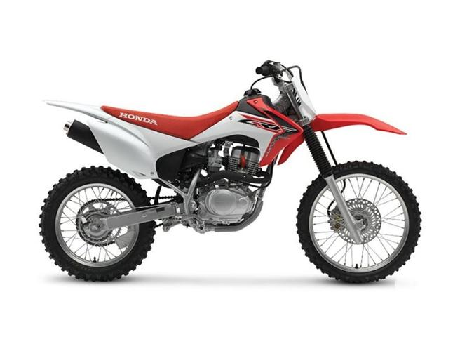 $4,249 2016 Honda CRF150F Motorcycle for Sale