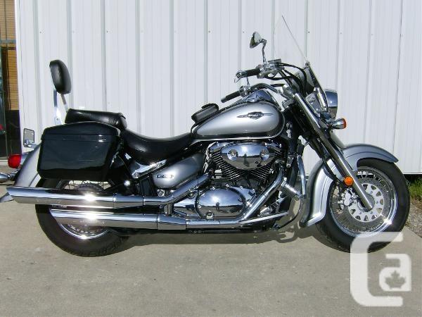 $4,395 2006 Suzuki Boulevard C50 Motorcycle for Sale
