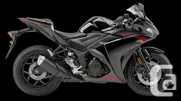 $4,399 2015 Yamaha YZF-R3 Motorcycle for Sale