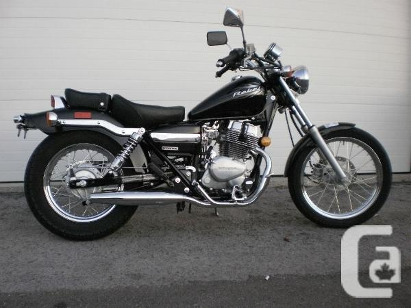 $4,598 Weekly 2009 Honda CMX250C Rebel Motorcycle for