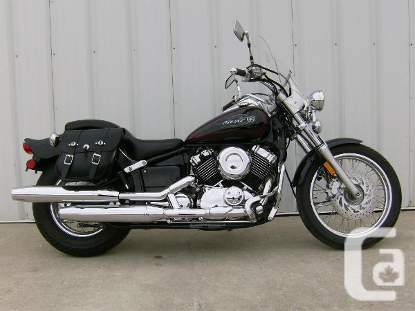 $4,795 2011 Yamaha V-Star 650 Custom Motorcycle for