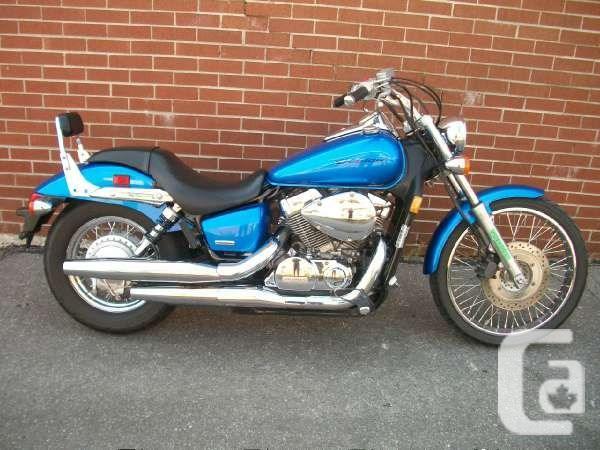 2007 Honda Shadow Spirit 750 C2 (VT750C2) Motorcycle for ...