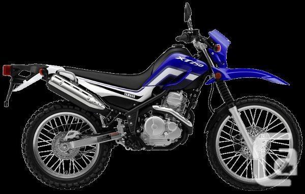 $4,949 2015 Yamaha XT250 Motorcycle for Sale