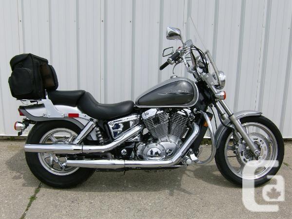 $4,995 2007 Honda Shadow Spirit (VT1100C) Motorcycle