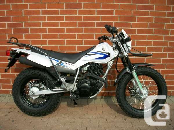 $4,995 2009 Yamaha TW200 Motorcycle for Sale