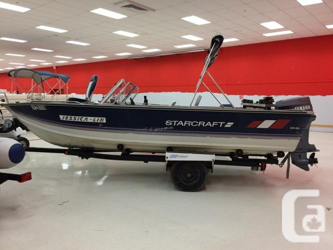 $4,999 1989 Starcraft SFM 180 Boat for Sale