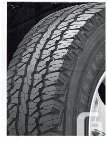 """4 Firestone 17"""" Destination A/T (M&S) Tires"""