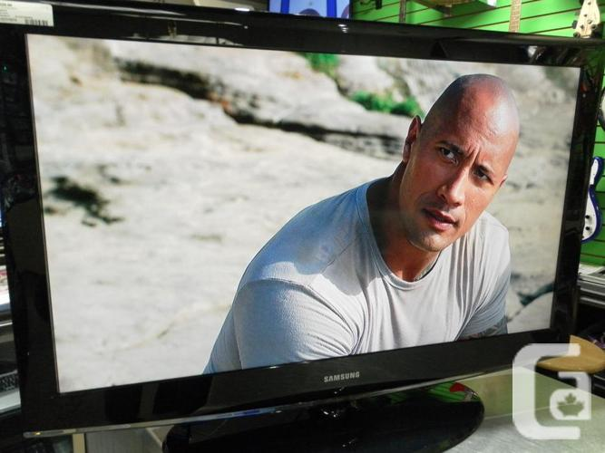 """40"""" SAMSUNG 720P TELEVISION WITH REMOTE"""