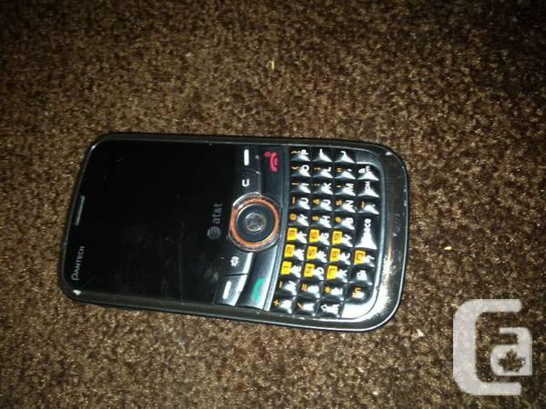 $40 dollar pantech at&t gophone for sale - $40