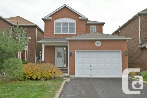 - $404900 / 3br - Beautiful Detached House With