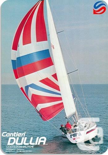 $41,000 1984 Dullia D36 Boat for Sale