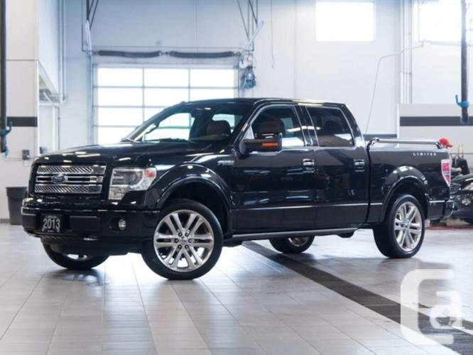 used 2013 ford f 150 limited for sale in kelowna british columbia classifieds. Black Bedroom Furniture Sets. Home Design Ideas