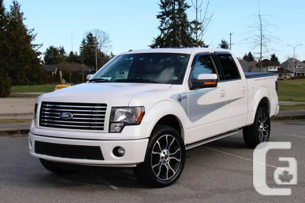 *** 411 HP *** 2012 F150 HARLEY - Mint Condition -