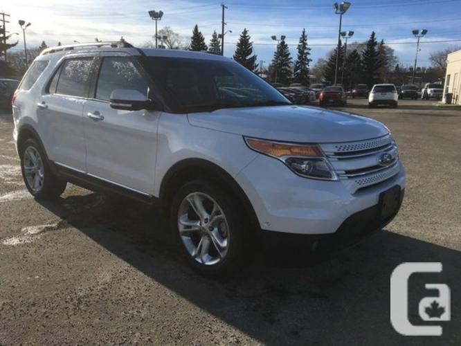 used 2015 ford explorer limited for sale in edmonton alberta classifieds. Black Bedroom Furniture Sets. Home Design Ideas