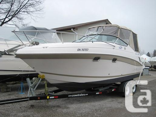 $42,900 2005 Four Winns 268 Vista Boat for Sale
