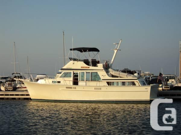 43 ft tollycraft cockpit motor yacht for sale in windsor ontario classifieds. Black Bedroom Furniture Sets. Home Design Ideas