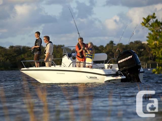 $44,183 2015 Boston Whaler 170 Boat for Sale
